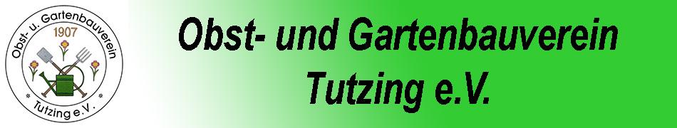 Obst- und Gartenbauverein Tutzing e.V.